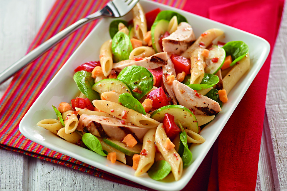 Bistro Chicken Summer Salad My Food And Family