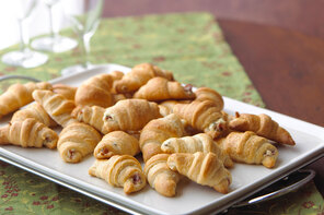 Cream Cheese-Bacon Crescents