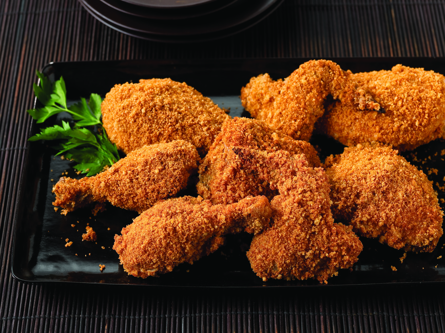 Simple Southern-Style 'Unfried' Chicken