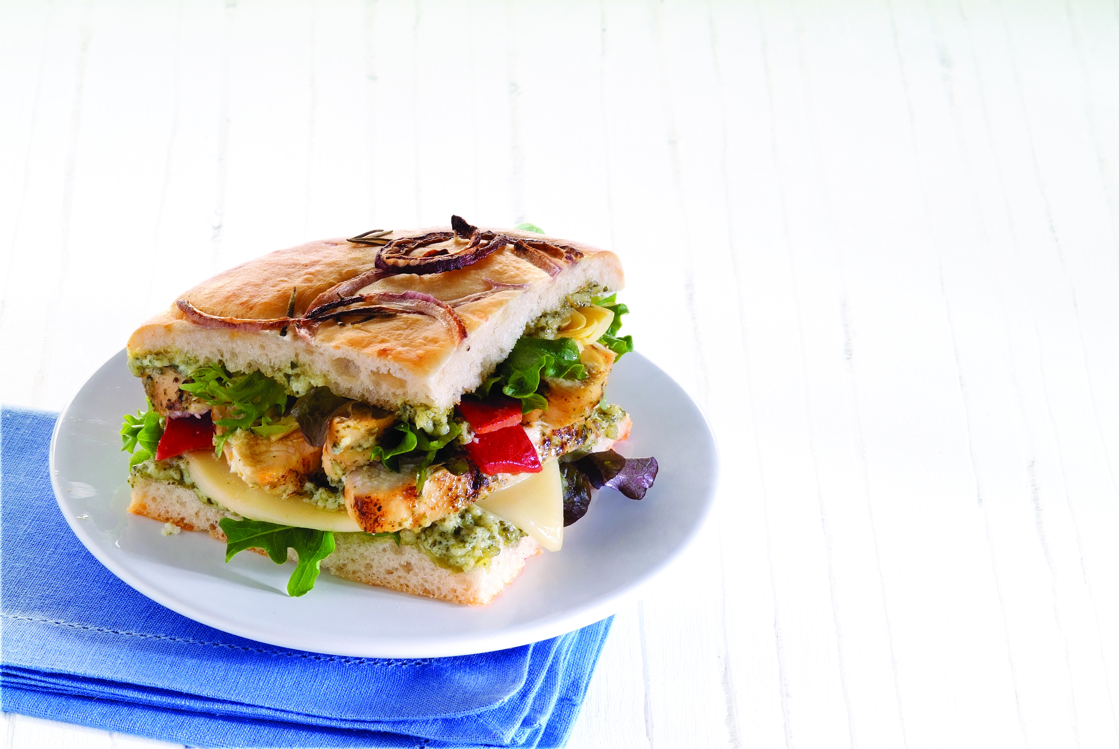Amy's Endless Summer Sandwich