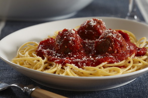 Easy Cheesy Meatballs