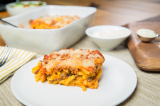 Mac & Cheese Lasagna