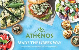 Athenos Sell Sheet