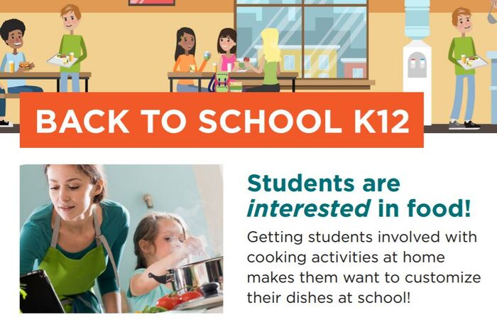 Back to School K-12 Sell Sheet