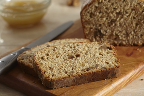 Banana Bread with Applesauce