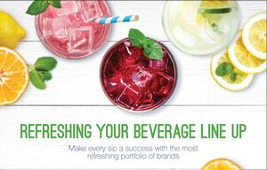 Cold Beverage Category Catalog