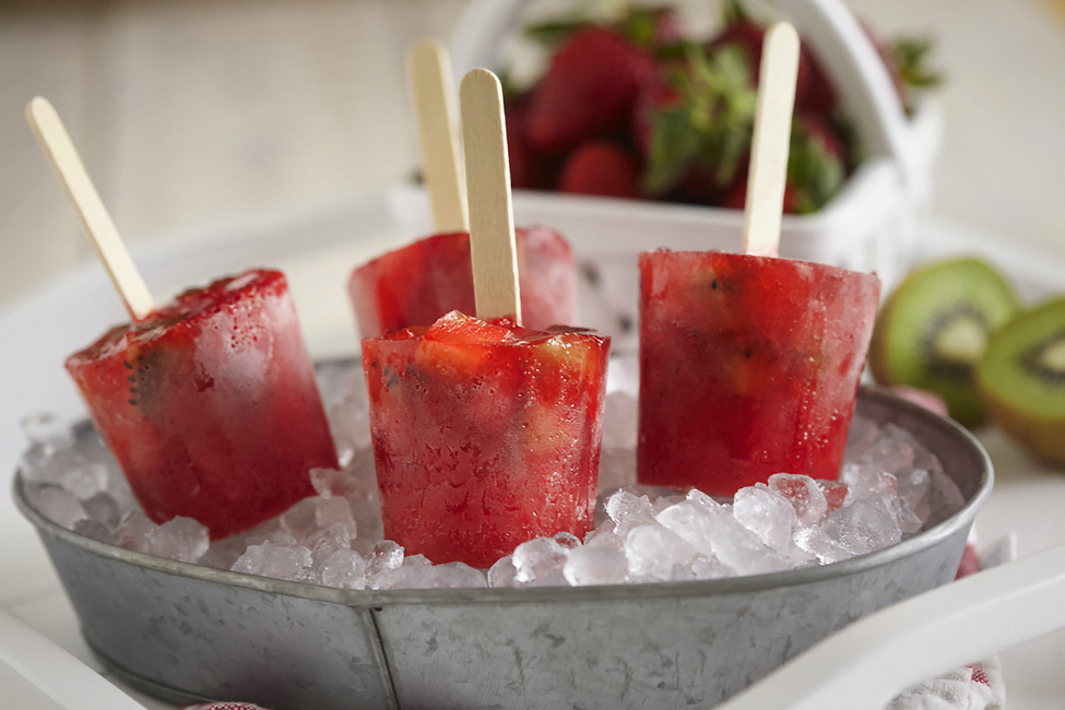 CAPRI SUN Frozen Strawberry- Kiwi Pops