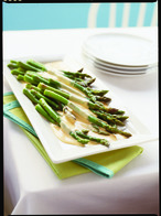 Miracle Cheesy Asparagus