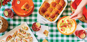 6 Fall Recipes for Your Backyard Tailgate Table