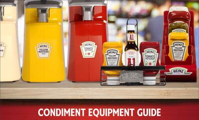 Condiment Equipment Guide