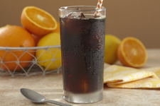 GEVALIA Cold Brew Iced Coffee with Orange