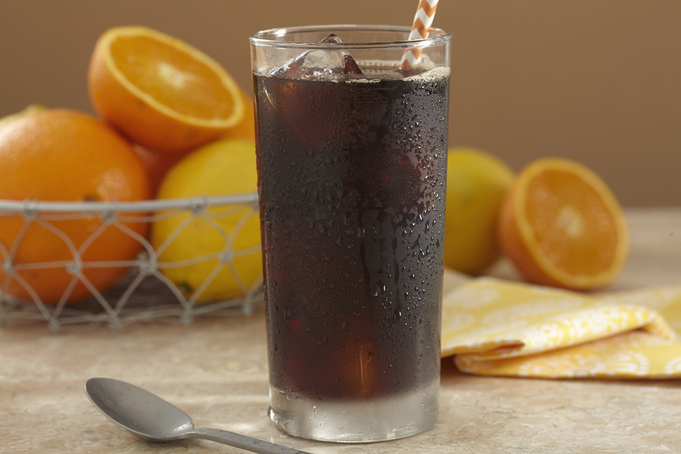 GEVALIA Iced Coffee with Orange