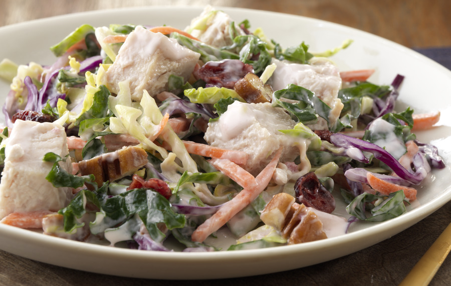 Harvest Turkey Slaw