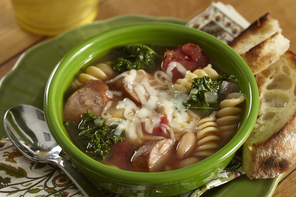 Hearty Italian Sausage Soup