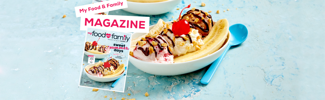 My Food and Family Magazine