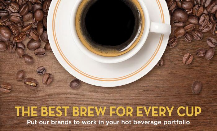 Hot Beverage Catalog