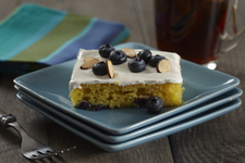 Lemon Blueberry Sheet Cake