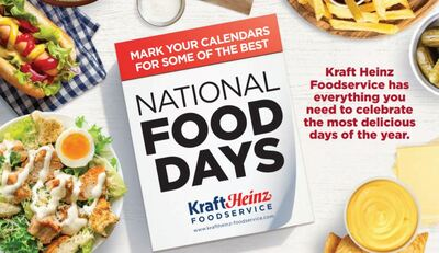 National Food Days 2020