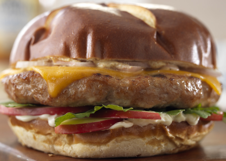 Orchard Turkey Burger