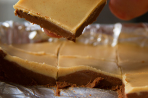 Peanut Butter-Banana Fudge Recipe