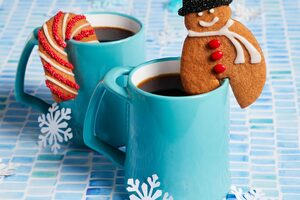 Hanging Mug-Spiced Cookies