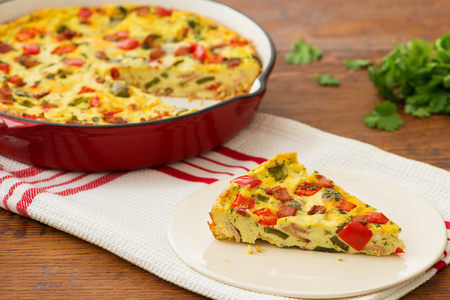 Cooking 101: So Easy Skillet Frittata