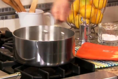 How to Safely Put a Pot on the Stove