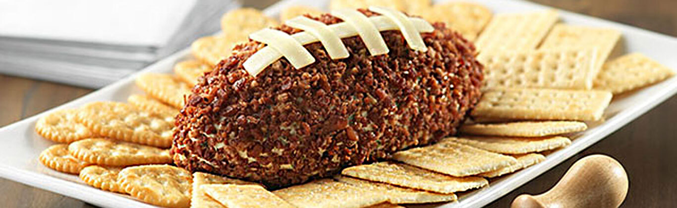 Bacon-Jalapeño Cheesy Football