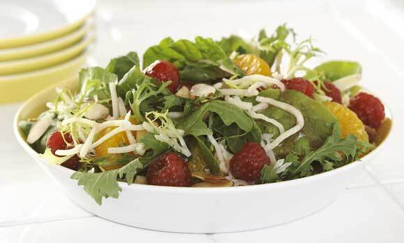 Fruit and Almond Salad