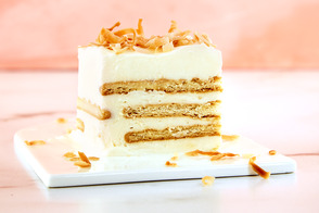 Coconut-Lime Icebox Cake