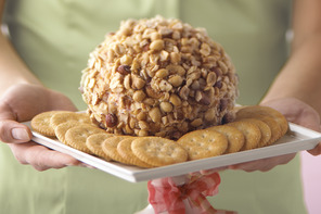 Mix 'n Match Party Cheese Ball