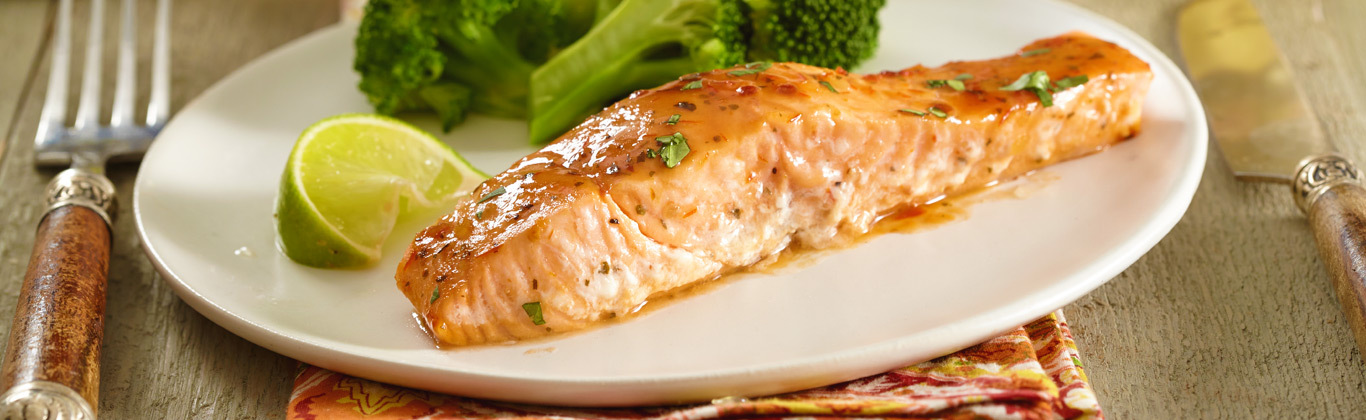 Chili-Lime Salmon