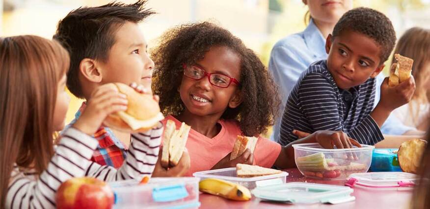 Building A Healthy Body Image For Kids My Food And Family