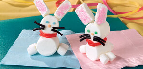 11 Edible Crafts for Easter that Every-Bunny will Love