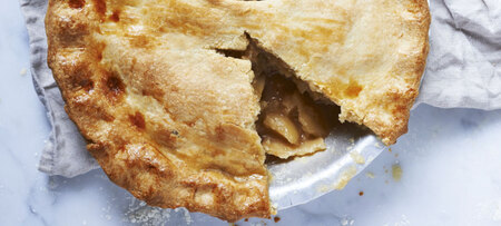 Cooking 101: Perfect Apple Pie