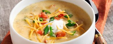 Holiday Soups