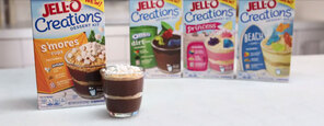 How to Make JELL-O CREATIONS S'mores Cups