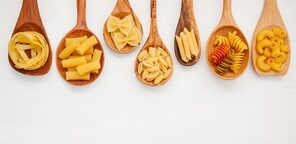 Pasta Measuring Chart and Guide