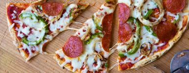 Pepperoni Pizza Recipes