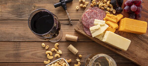 Add Wow to Wine and Snack Pairings