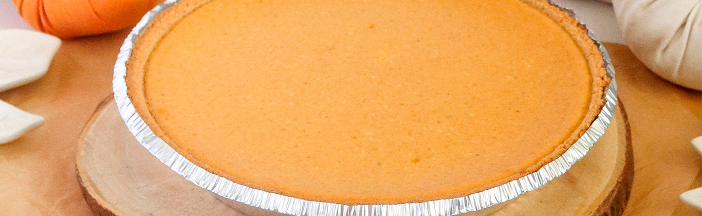 3-Step Maple Pumpkin Cheesecake