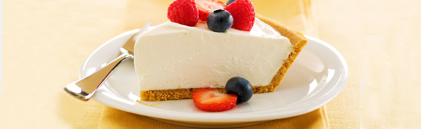 Berry Lemonade Cheesecake