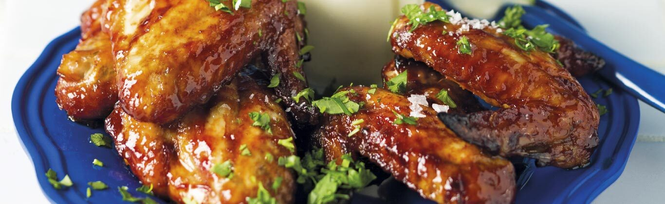 Easy Electric Pressure Cooker Chicken Wings