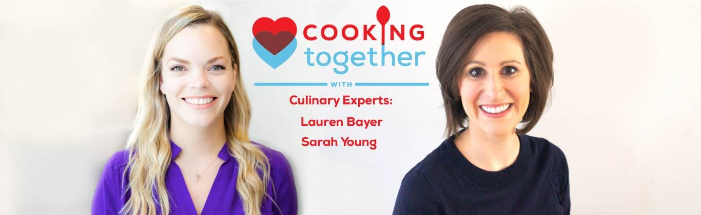 Live Q&A and Cooking Demos