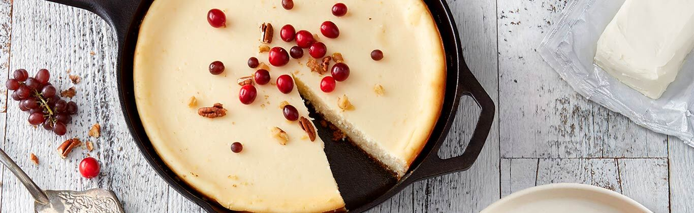 1621 First Thanksgiving Cheesecake