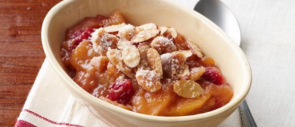 Slow-Cooker Apple Crisp Recipe