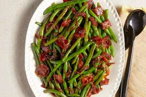 Southern Bacon-Glazed Green Beans